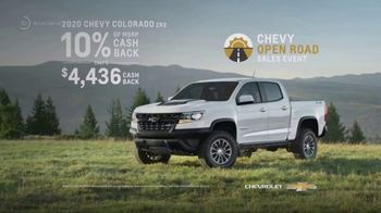 Chevrolet Open Road Sales Event TV Spot, 'Find New Roads, Again' [T2] - Thumbnail 8