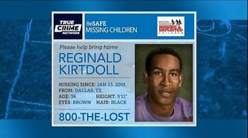 National Center for Missing & Exploited Children TV Spot, 'Reginald Kirtdoll'