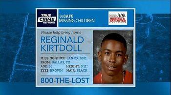 National Center for Missing & Exploited Children TV Spot, 'Reginald Kirtdoll'