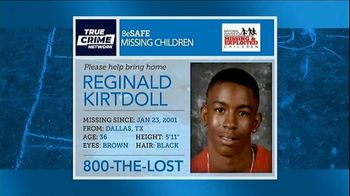 National Center for Missing & Exploited Children TV Spot, 'Reginald Kirtdoll' - Thumbnail 3