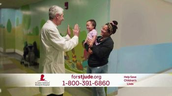 St. Jude Children's Research Hospital TV Spot, 'Eleanor' - Thumbnail 5