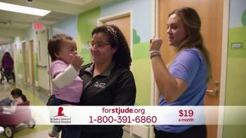 St. Jude Children's Research Hospital TV Spot, 'Eleanor' - Thumbnail 6