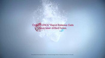 Tylenol Rapid Release Gels TV Spot, 'Pain Hits Fast' - Thumbnail 7