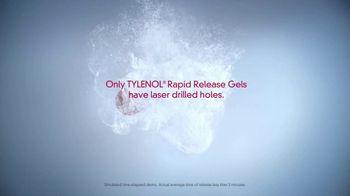 Tylenol Rapid Release Gels TV Spot, 'Pain Hits Fast' - Thumbnail 8