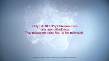 Tylenol Rapid Release Gels TV Spot, 'Pain Hits Fast' - Thumbnail 9