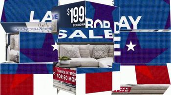 Rooms to Go Labor Day Sale TV Spot, 'Cindy Crawford Sectional' - Thumbnail 9