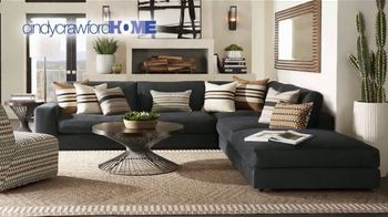 Rooms to Go Labor Day Sale TV Spot, 'Cindy Crawford Sectional' - Thumbnail 5