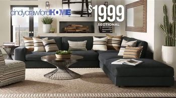 Rooms to Go Labor Day Sale TV Spot, 'Cindy Crawford Sectional' - Thumbnail 6