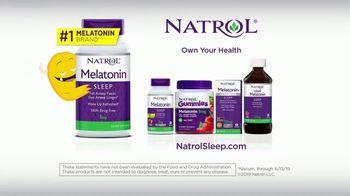 Natrol Melatonin TV Spot, 'Sleep Owned' - Thumbnail 9