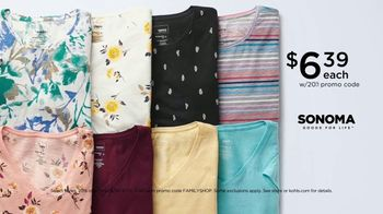 Kohl's Friends + Family Sale TV Spot, 'Shoes, Tees and Bed Sheets' - Thumbnail 4