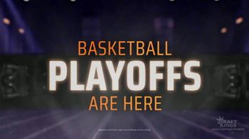 DraftKings TV Spot, 'The Land of Fantasy Millions: Basketball Playoffs' - 143 commercial airings
