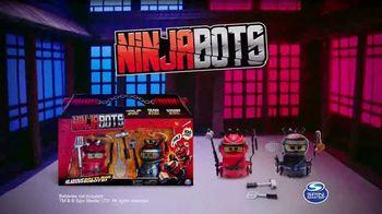 Ninja Bots TV Spot, 'Arm, Train and Battle' - Thumbnail 9