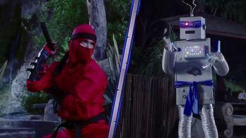 Ninja Bots TV Spot, 'Arm, Train and Battle' - Thumbnail 2