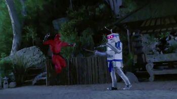 Ninja Bots TV Spot, 'Arm, Train and Battle' - Thumbnail 3