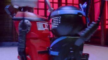 Ninja Bots TV Spot, 'Arm, Train and Battle' - Thumbnail 4