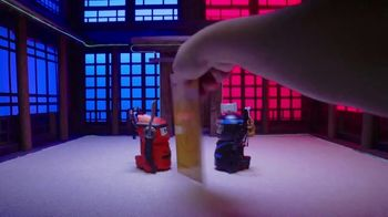 Ninja Bots TV Spot, 'Arm, Train and Battle' - Thumbnail 6