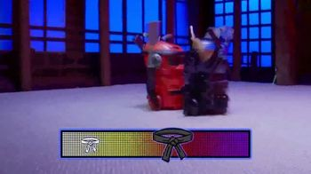 Ninja Bots TV Spot, 'Arm, Train and Battle' - Thumbnail 8