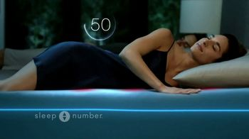Sleep Number Biggest Sale of the Year TV Spot, 'Snoring: Save 50%' - Thumbnail 3