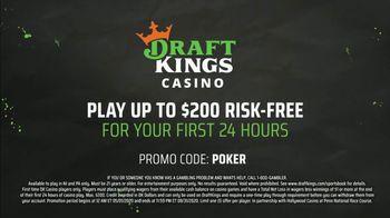 DraftKings Sportsbook TV Spot, 'Mobile Casino'