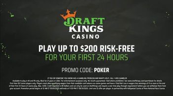 DraftKings Sportsbook TV Spot, 'Mobile Casino'