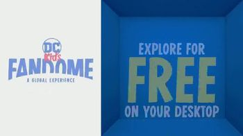 DC Kids FanDome TV Spot, 'Explore Teen Titans Headquarters' - Thumbnail 9