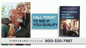 Timeshare Legal TV Spot, 'Coronavirus Relief Program' - Thumbnail 5