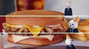 Jack in the Box Sourdough Patty Melt Combo TV Spot, 'Eco' [Spanish] - Thumbnail 7