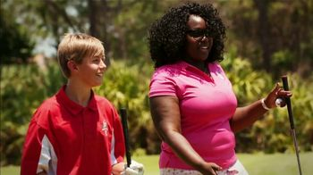 Professional Golf Association TV Spot, 'Call to Action' Featuring Renee Powell - Thumbnail 5