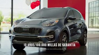Kia Evento de Verano TV Spot, 'Ha vuelto' [Spanish] [T2] - Thumbnail 2