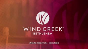 Wind Creek Bethlehem TV Spot, 'Welcome Back' Song by Bobby Caldwell - Thumbnail 8