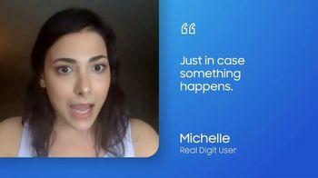 Digit TV Spot, 'Michelle' - Thumbnail 3