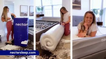 NECTAR Sleep TV Spot, 'Biggest Offer Ever' - Thumbnail 4