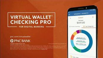PNC Bank Virtual Wallet Checking Pro TV Spot, 'Henry' - Thumbnail 9