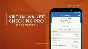PNC Bank Virtual Wallet Checking Pro TV Spot, 'Henry' - Thumbnail 3