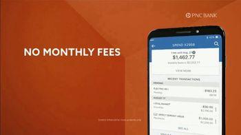 PNC Bank Virtual Wallet Checking Pro TV Spot, 'Henry' - Thumbnail 4