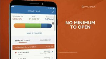 PNC Bank Virtual Wallet Checking Pro TV Spot, 'Henry' - Thumbnail 5
