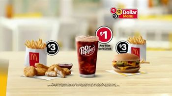 McDonald's $3 Bundle TV Spot, 'Options' - Thumbnail 6