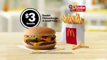 McDonald's $3 Bundle TV Spot, 'Options' - Thumbnail 5