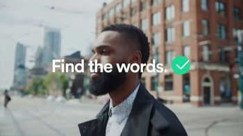 Grammarly TV Spot, 'Find the Words: Bring Ideas to Life' Song by Bad Bad Hats