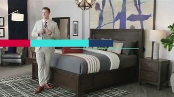 Ashley HomeStore Labor Day Preview Sale TV Spot, 'Mattress Deals: Up to $1,100' - Thumbnail 1