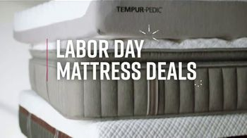 Ashley HomeStore Labor Day Preview Sale TV Spot, 'Mattress Deals: Up to $1,100' - Thumbnail 3