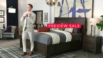 Ashley HomeStore Labor Day Preview Sale TV Spot, 'Early Access: 40% Off' - Thumbnail 3