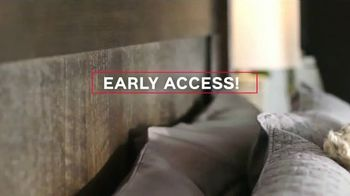 Ashley HomeStore Labor Day Preview Sale TV Spot, 'Early Access: 40% Off' - Thumbnail 4