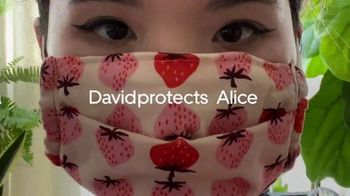 Uber TV Spot, 'Wear a Mask. Protect Each Other.' Song by Delicate Beats - Thumbnail 5