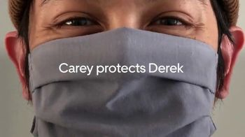 Uber TV Spot, 'Wear a Mask. Protect Each Other.' Song by Delicate Beats - Thumbnail 6