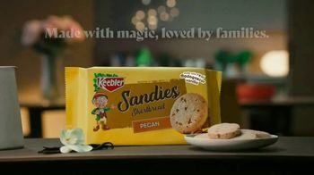 Keebler Pecan Sandies TV Spot, 'Made With Real' - Thumbnail 10