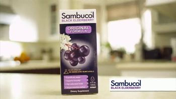 Sambucol Black Elderberry TV Spot, 'For the Whole Family'