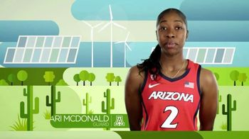 Pac-12 Conference TV Spot, 'Team Green: University of Arizona' - Thumbnail 2