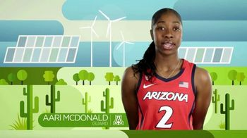 Pac-12 Conference TV Spot, 'Team Green: University of Arizona' - Thumbnail 3