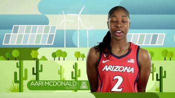 Pac-12 Conference TV Spot, 'Team Green: University of Arizona' - Thumbnail 4